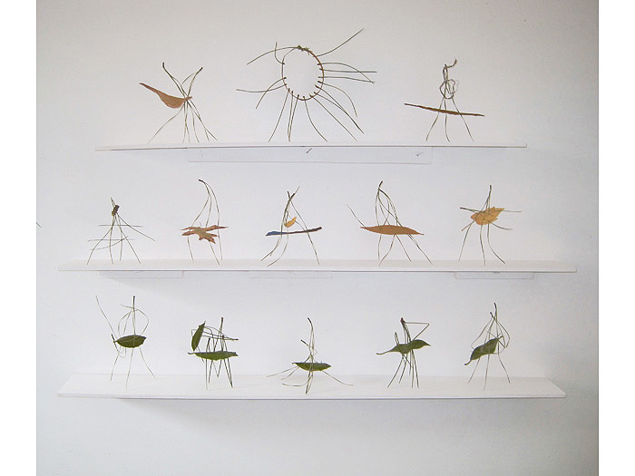 Pine-Needle-Sculptures-3-shelves3